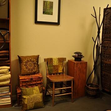 Santa Cruz Balance Massage - Room